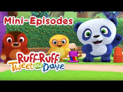 Ruff-Ruff, Tweet and Dave: Season 2 Mini-Episode Mashup | Universal Kids