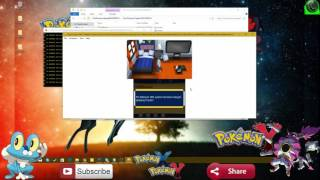 How to play Pokemon X and Y on PC (Download Link ) and Save File 100% complete story