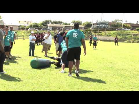 JuniorRank/United States Marine Corps Honolulu Diamond Flight Camp