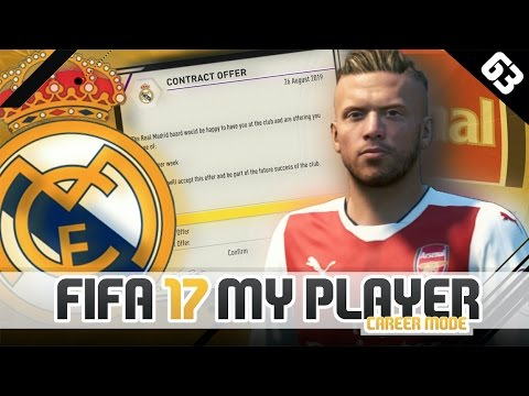 OFFER FROM REAL MADRID! | FIFA 17 Career Mode Player w/Storylines | Episode #63