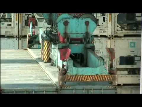Container vessels trial FleetBroadband