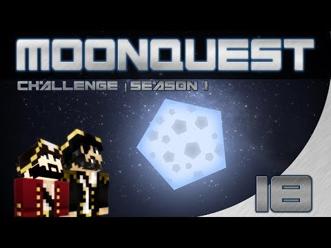 Minecraft Galacticraft – MoonQuest Challenge – Episode 18 – Nuclear science!