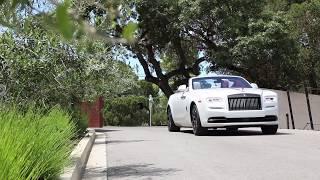 Rolls Royce Dawn Drophead Coupe