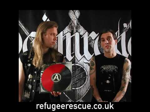 DAWN RAY'D - Refugee Rescue support