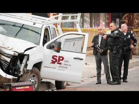 Contractor shot while driving in Santa Ana on Friday morning