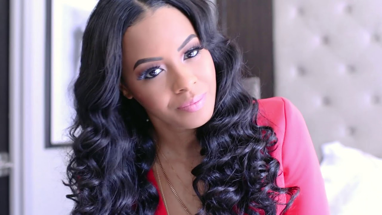 Vanessa Simmons Is The New Brand Ambassador For Yummy Extensions