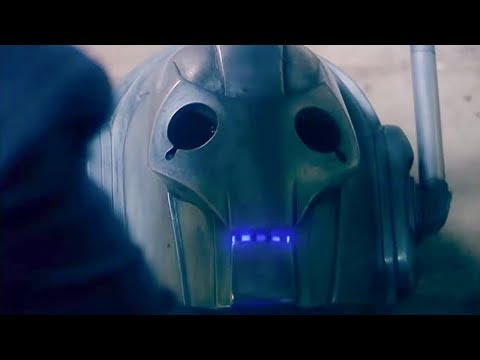 Cybermen Autopsy - The Age of Steel - Doctor Who - BBC