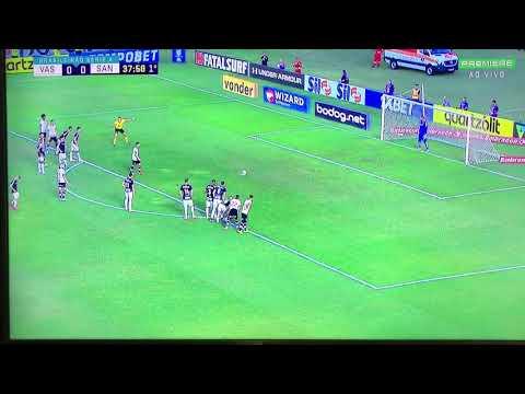 GOLS Vasco 0x1 Santos | Campeonato Brasileiro | 05/10/19