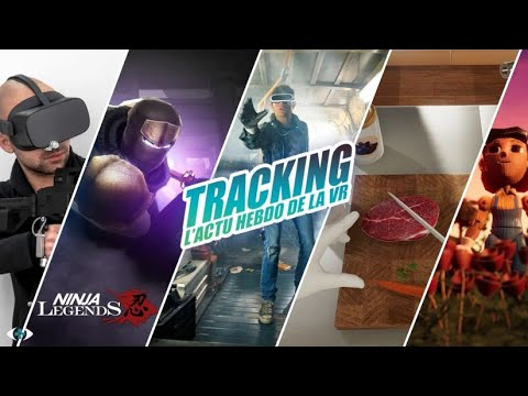 Tracking : L'actu VR hebdo #05 - Nouveau AAA Rockstar, Ready Player Two, DLC Pixel Ripped 1995...