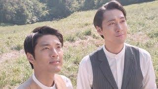 井手麻渡、渡辺大、小島梨里杏などの若手俳優、そして吉川晃司、仲代達...