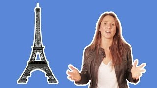 How was the Eiffel Tower built? I Sci Guide with Jheni Osman I Head Squeeze