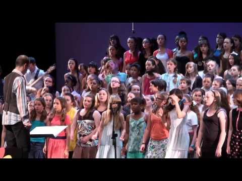 SLC - Vous les copains - 2012-2013 chorales des collèges