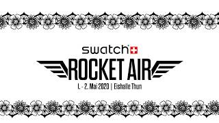 SWATCH ROCKET AIR GOES BACK TO SWISS ROOTS - Trailer 2020