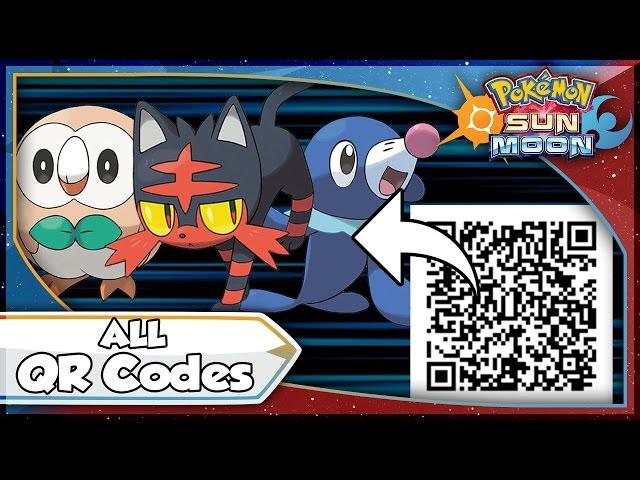 abdallahsmash026 pokemon sun and moon all qr codes and pokedex data