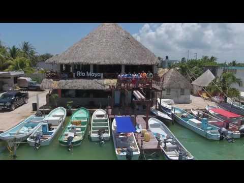 Ria Maya Restaurant,Lodge and Rio Lagartos Adventures, Rio Lagartos Yucatan