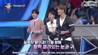 I Can See Your Voice 4 ep3 Kim Min Gue cut 2