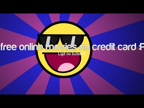 Free Movies Online No Credit Card Or Sign Up