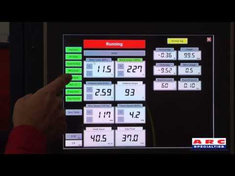 ARC-05PL Horizontal Bore Cladding System