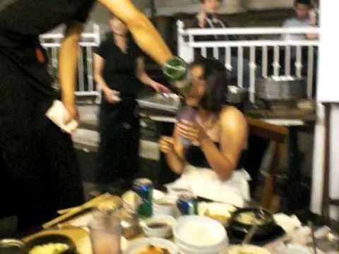 Twiin's Champagne Galore