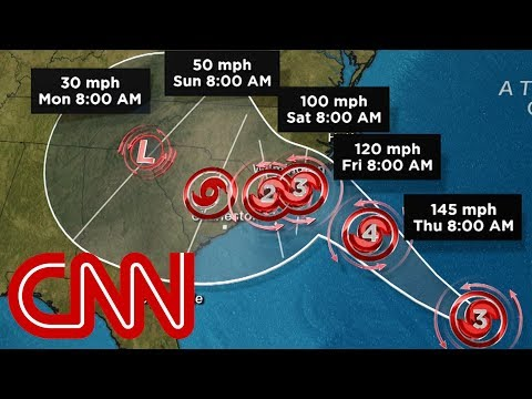 Hurricane Florence's new path poses greater danger
