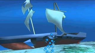 аниматоры квест в поисках пиратских сокровищ Краснодар(, 2016-02-18T18:39:10.000Z)