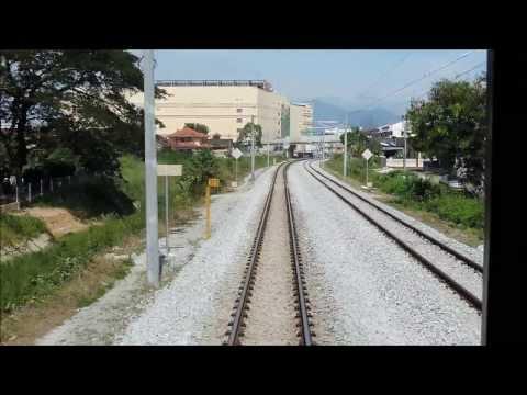 [100th Video] 24/12/2013 KTM / SRT International Express 35 / 36 Train Ride
