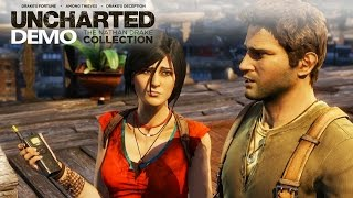 UNCHARTED: The Nathan Drake Collection DEMO (1080p 60FPS)