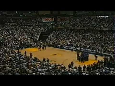 1999-2000 Indiana Pacers Intro