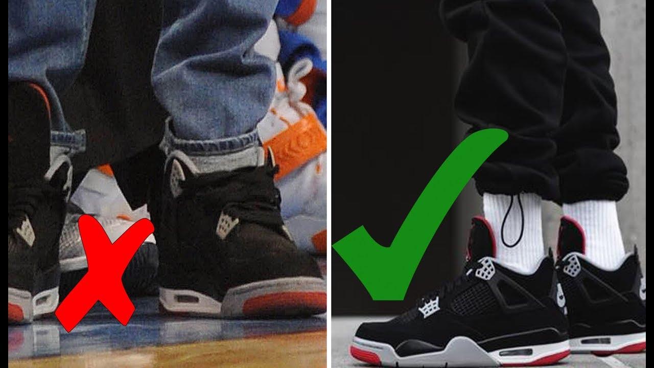 2019 Jordan Bred 4 - Do NOT Buy Before
