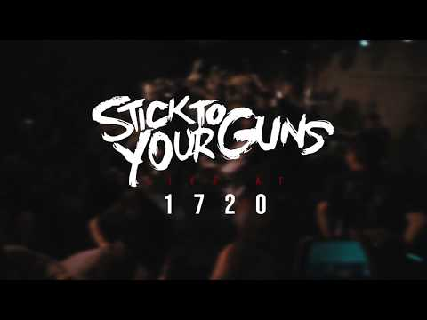 Stick To Your Guns - 07/18/19 (Live @ 1720)