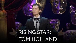 Tom Holland wins Rising Star BAFTA - The British Academy Film Awards 2017 - BBC One