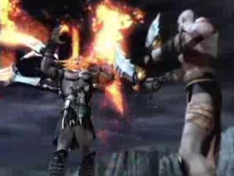God Of War - AMV - Bring Me To Life