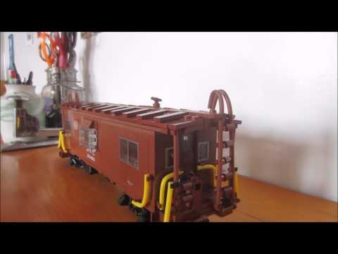Railyard Telegraph Game: My Caboose
