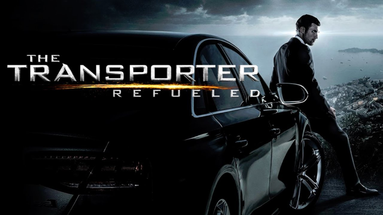 the transporter refueled movie review youtube