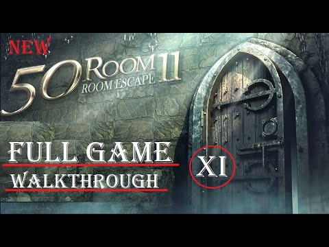 Can You Escape The 100 Room  11 ( XI )  FULL  GAME..