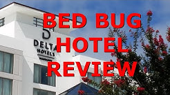 BED BUG Hotel Review - Delta by Marriott