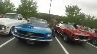 Cool April Night Car Show 2015 Redding Ca