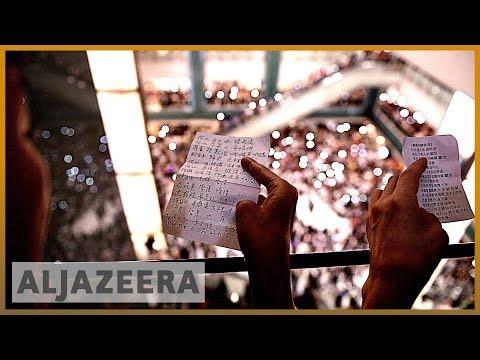 Al Jazeera English: 'Glory to Hong Kong': Music galvanising protest movement