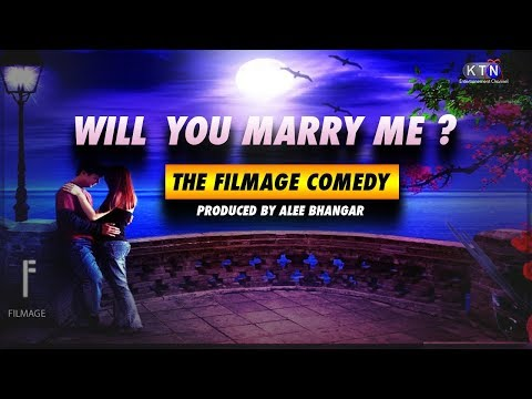 Will You Marry Me? | Trailer | Ft. Shakil Siddiqui & Rauf Lala | Filmage Comedy Series