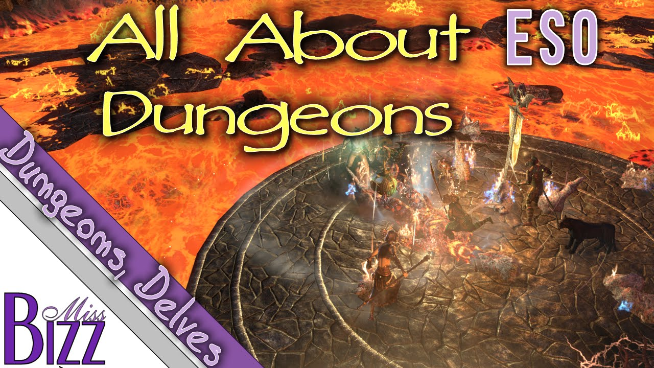 All About Dungeons And Dungeon Types In Elder Scrolls