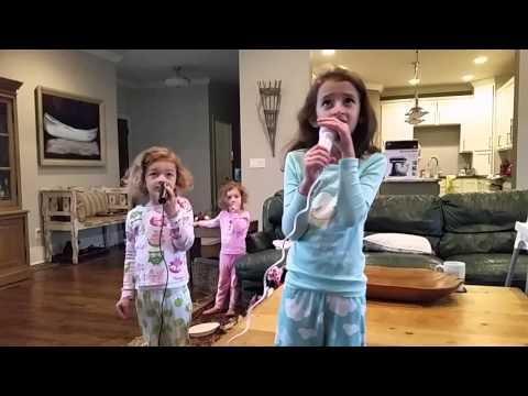 Saturday morning karaoke