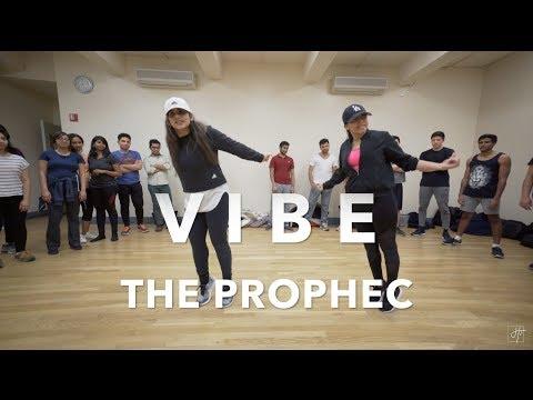 "Asees Singh & Tanya Thanawalla | ""Vibe"" (The PropheC)"