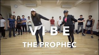"Asees Singh & Tanya Thanawalla | ""Vibe"" (The PropheC)"
