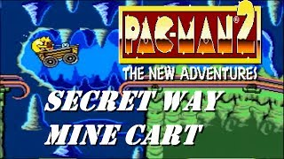 Video Pacman 2: The New Adventures - Genesis - Secret Way Mine Cart download MP3, 3GP, MP4, WEBM, AVI, FLV November 2018