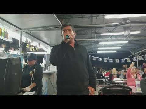 Matalas Eddie Karaoke en San Pedro CA Fish market