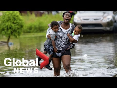 New Orleans preparing for heavy, consistent rainfall as tropical storm approaches