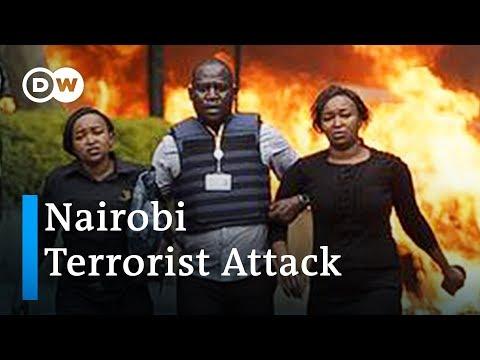 Kenya: Islamist terrorists kill at least 21 in Nairobi hotel siege | DW News