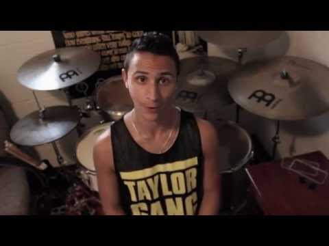 The Importance of Relaxation (Drum Lesson)