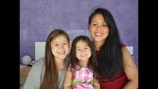 Review những sản phẩm mua từ Mỹ/ Khoe quà mọi người tặng 2 chị em