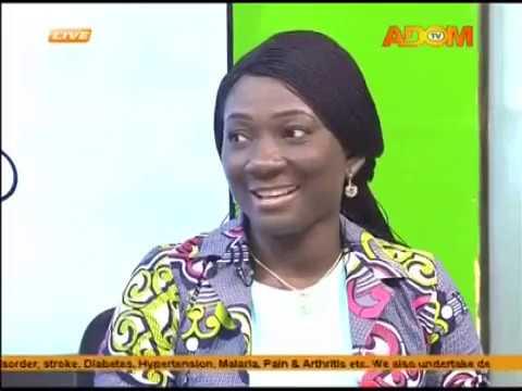 Lupus - Nkwa Hia on Adom TV (21-5-18)